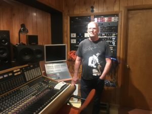 muscle shoals sound studio, console, chet atkins