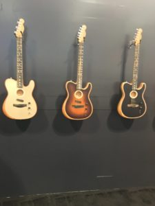 fender, acoustisonic, guitar