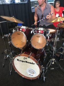 ergosonic, drumset