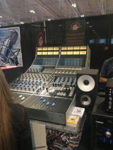 fix audio, series 500, console