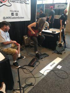 jrk, guitar, pickup wheel