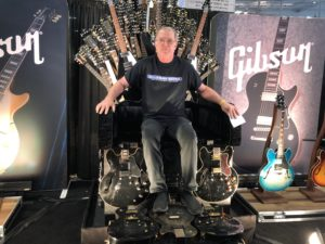 gibson, guitar, summer namm 2019