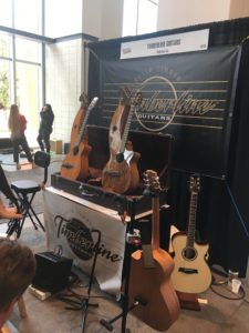 timberline, harp guitar